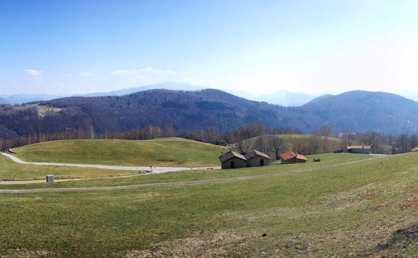 Alpe Lot sopra Fescoggia